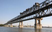'Podul Prieteniei' intre Giurgiu si Ruse