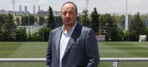 Rafa Benitez, la centrul de pregatire al Realului