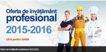 Ministerul Educatiei a publicat oferta scolilor profesionale 2015