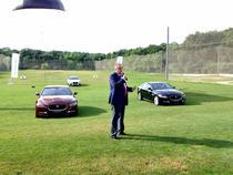 Mihai Ivanescu si Jaguar XE
