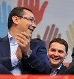 Victor Ponta si Dan Sova