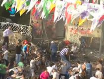 Explozie la un miting electoral kurd din Turcia