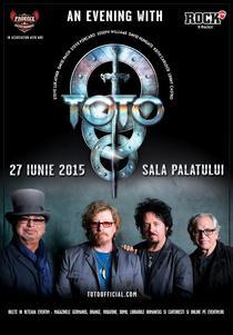 Concert Toto Bucuresti 2015