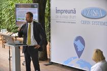 Massimo Getto, vicepresedintele Viasat Group