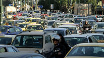 Traficul din Atena
