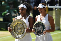 Serena Williams si Garbine Muguruza