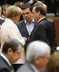 Negocieri tensionate la Bruxelles