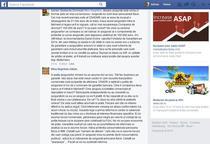 dialog pe Facebook