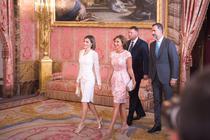 Klaus si Carmen Iohannis in vizita in Spania