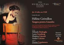 """Lansare de carte: """"Tangou pentru Lisandra"""""""