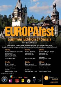 EUROPAfest Sinaia_2015