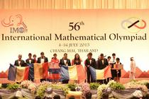 Romania la Olimpiada Internationala de Matematica 2015