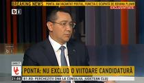 Victor Ponta, la B1TV