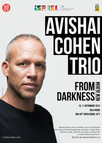 Concert AVISHAI COHEN TRIO