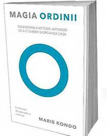 "Marie Kondo - ""Magia Ordinii"""