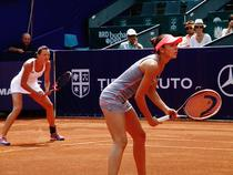 Patricia Tig si Andreea Mitu au jucat in finala turneului WTA de la Bucuresti