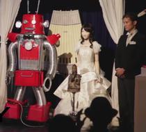 Nunta intre roboti