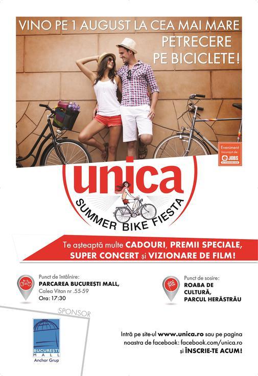 Summer Bike Fiesta