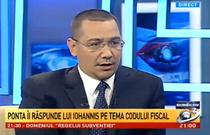 Victor Ponta la Subiectiv