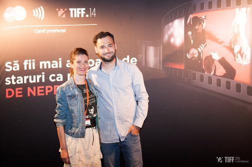Andreea Georgescu la TIFF (2)