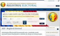 Registrul electoral va fi extins si pentru romanii din Diaspora