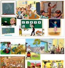 Lumea manualelor scolare