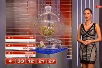 Grafica TV prezice urmatorul numar extras la loteria din Serbia