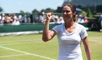 Monica Niculescu, in optimi la Wimbledon