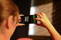 Camera app of the LG G4
