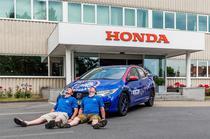 Honda, parcurs eficient