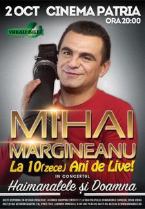 Mihai Margineanu, albumul 10 (zece)