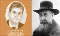 Gabriel Oprea si Nicolae Iorga