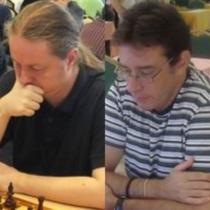 Liviu Dieter Nisipeanu si Mihai Marin
