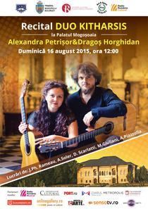 Recital Duo Kitharsis
