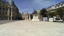 Piata Universitatii, un desert de beton