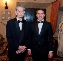 Regele Mihai si principele Nicolae