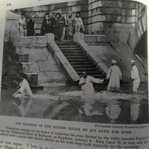 Romania sub conducerea Regelui Carol al II-lea in National Geographic 1934
