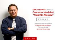 Concursul de debut Valentin Nicolau
