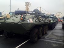Tancuri ale Infanteriei Marine a SUA sosesc in Europa