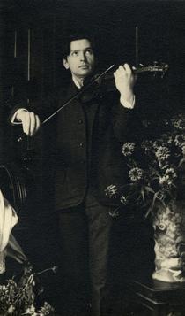 G. Enescu - din patrimoniului Muzeului National George Enescu Bucuresti