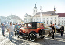 Masini clasice in Sibiu