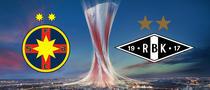 FC Steaua vs Rosenborg