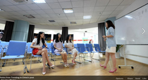 Angajarea majoretelor in companiile din China