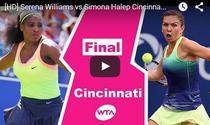Serena vs Simona