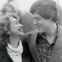 Hillary si Bill Clinton