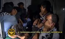 Soferi romani, prinsi transportand imigranti clandestini