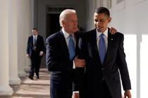 Joe Biden si Barack Obama