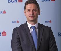 Sergiu Manea, noul sef al BCR