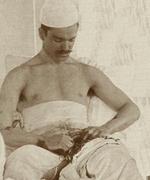 FOTOGALERIE Alexandru Tzaicu, primul medic care s-a operat singur de hernie