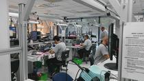 Laboratorul central de reparat telefoane al Orange Romania